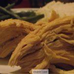 Easy Crockpot Chicken