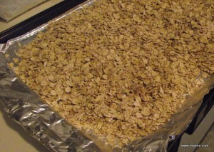 oats for granola