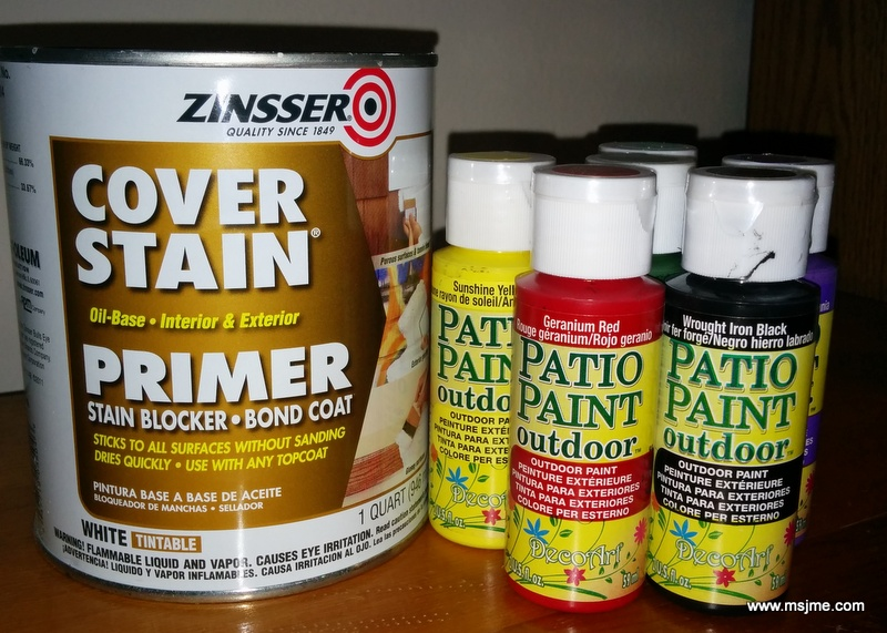 Painting concrete just my experience - Exterior paint oil or water based ...