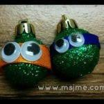 TMNT Themed Ornament