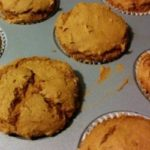 Pumpkin Spice Ugly Cupcakes