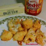 Buffalo Cauliflower Bites-Updated Recipe