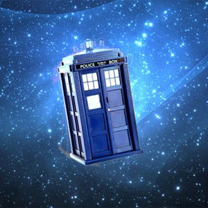 In case you are not a Whovian, THIS is a TARDIS. See the resemblance now?