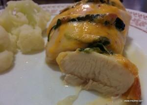 hasselback chicken